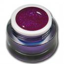 Glittergel UV Gel No. 26 Sparkle Violet