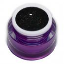Glittergel UV Gel No. 83 Black Holo