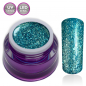 Preview: Premium Chrome Glitter Gel No. 25 Mambo Blue