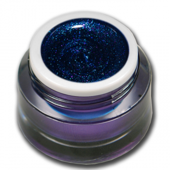 Glittergel Summernight Dark-Blue