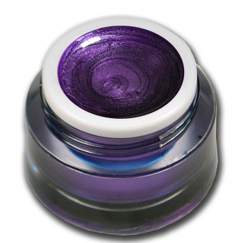PREMIUM Metallic Farbgel Nr. 89 Purple Passion