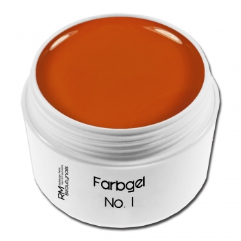 Basic Farbgel No. 1