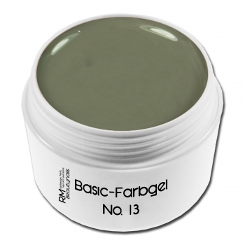 Basic Farbgel No. 13