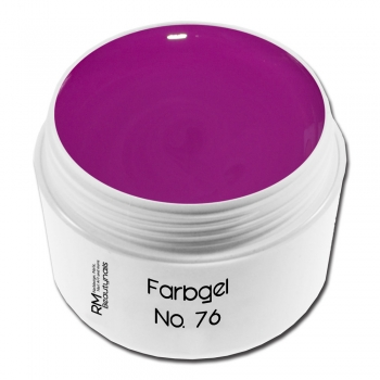 Basic Farbgel No. 76 Violett