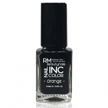 Nail INC Color Orange