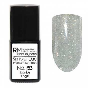 Simply-Lac Premium UV-Polish Nr. 53 Sparkle Angel