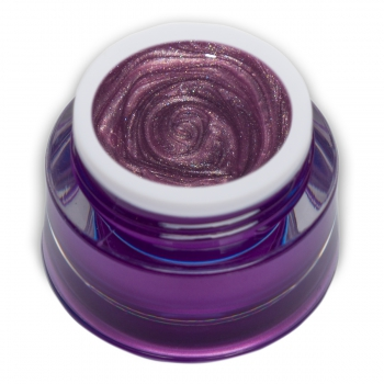 PREMIUM Metallic Farbgel Nr. 82 Purple ICE