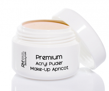 Acryl Puder Camouflage Make Up Apricot
