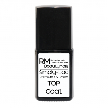 Simply-Lac Premium UV-Polish Top Coat 10ml