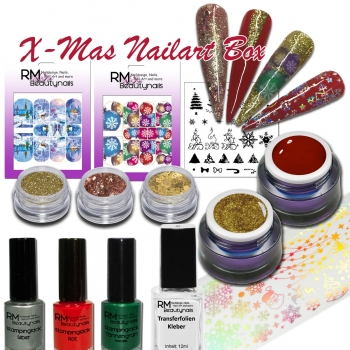 X-Mas Nailart Box