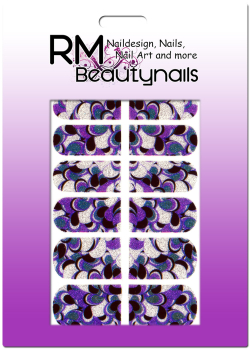 Nail Wrap / Patch Sticker Fullcover selbstklebend KC-28