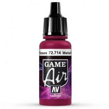 Vallejo Game Air 714 Warlord Purple, 17 ml