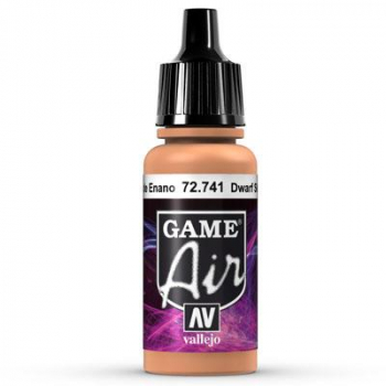 Vallejo Game Air 741 Dwarf Skin, 17 ml
