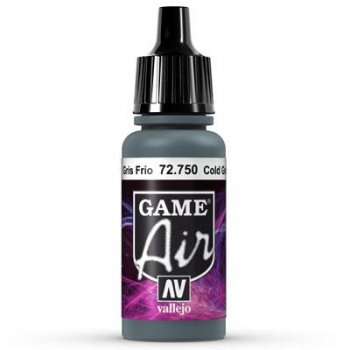 Vallejo Game Air 750 Cold Grey, 17 ml