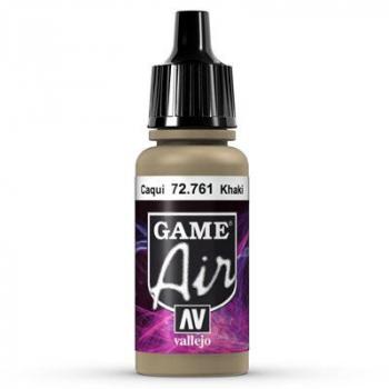 Vallejo Game Air 761 Khaki, 17 ml