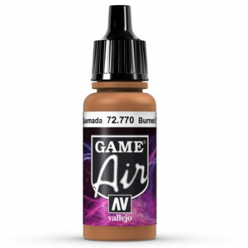 Vallejo Game Air 770 Burned Flesh, 17 ml
