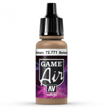 Vallejo Game Air 771 Barbarian Flesh, 17 ml