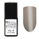 Simply-Lac Premium UV-Polish Nr. 9 Cloud Grey 10ml