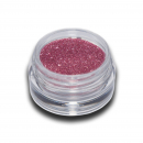 "Sugar Glitzer Puder ""Crystal Deep Rose"""