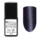 Simply-Lac Premium UV-Polish Nr. 39 Galaxy Glitter Hera 10ml