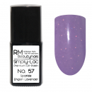 Simply-Lac Premium UV-Polish Nr. 57 Sparkle English Lavender