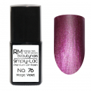 Simply-Lac Premium UV-Polish Nr. 76 Magic Violet