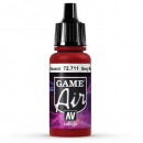 Vallejo Game Air 711 Gory Red, 17 ml