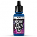 Vallejo Game Air 721 Magic Blue, 17 ml