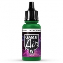 Vallejo Game Air 730 Goblin Green, 17 ml