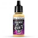 Vallejo Game Air 734 Bonewhite, 17 ml