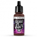 Vallejo Game Air 744 Dark Fleshtone, 17 ml